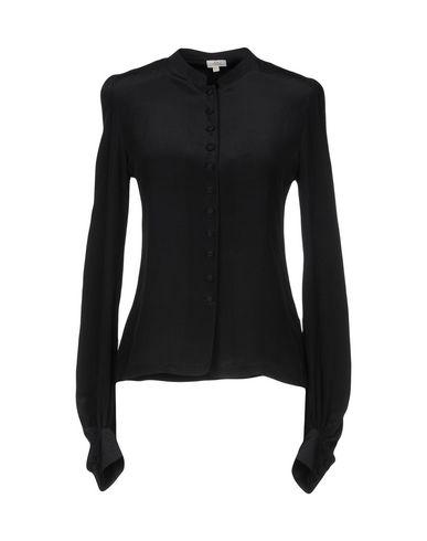 TALITHA レディース シャツ ブラック XS シルク 100%
