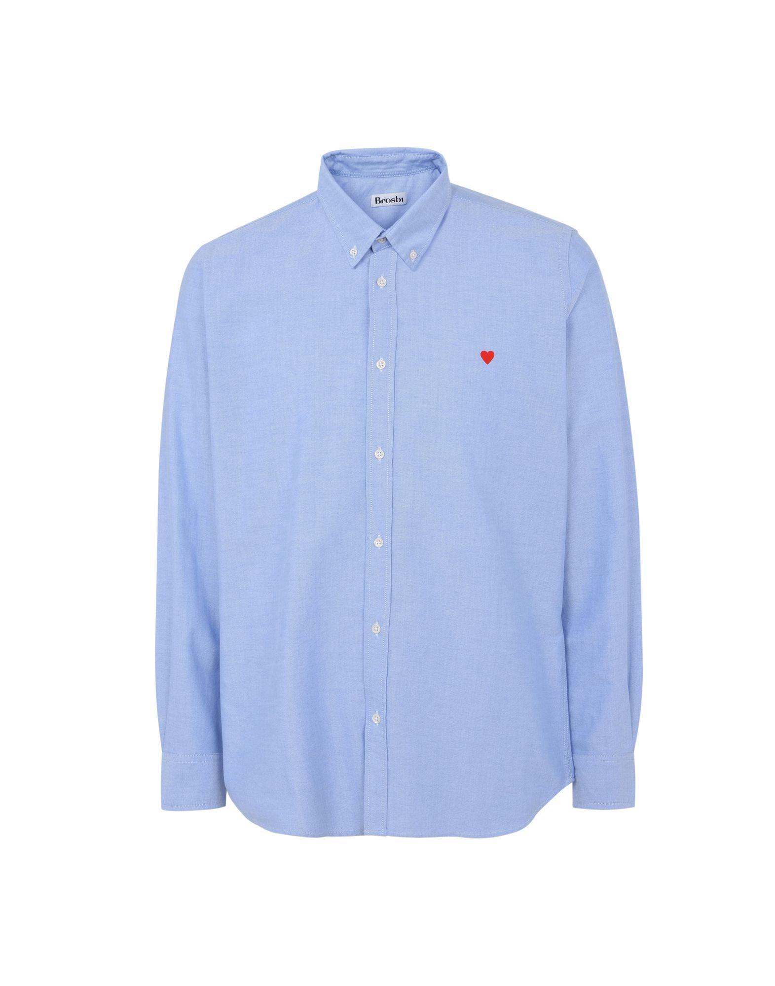 BROSBI Pубашка brosbi куртка