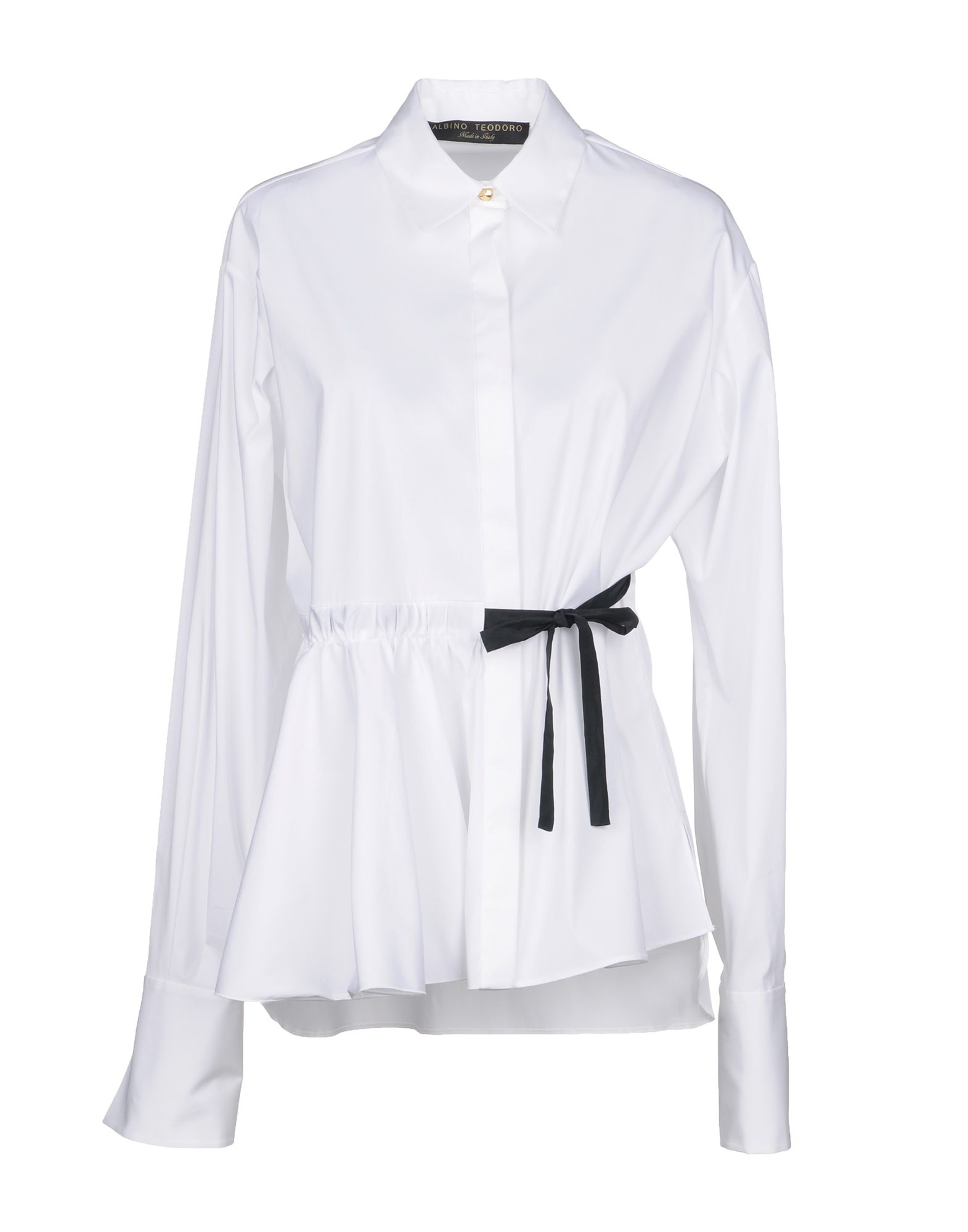 ALBINO TEODORO Pубашка albino teodoro блузка