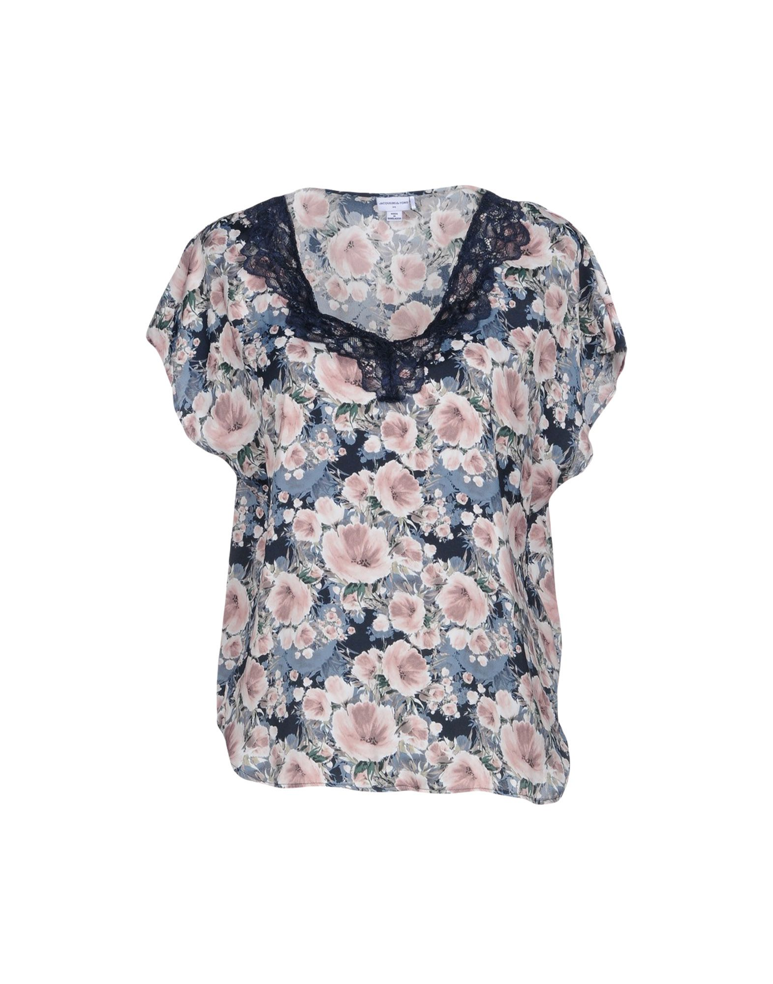 JACQUELINE de YONG Блузка v de vinster блузка