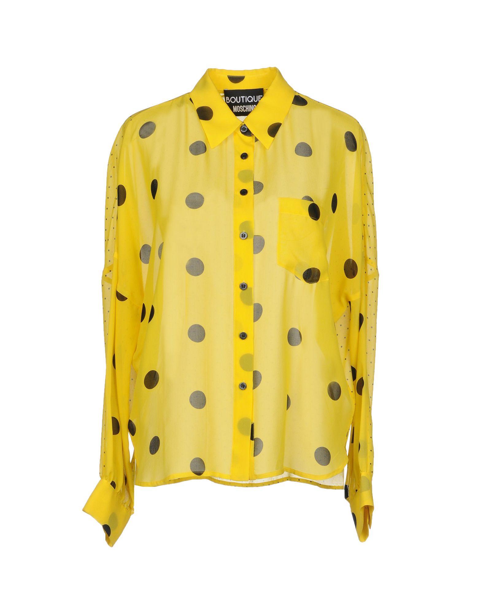BOUTIQUE MOSCHINO Pубашка moschino pубашка