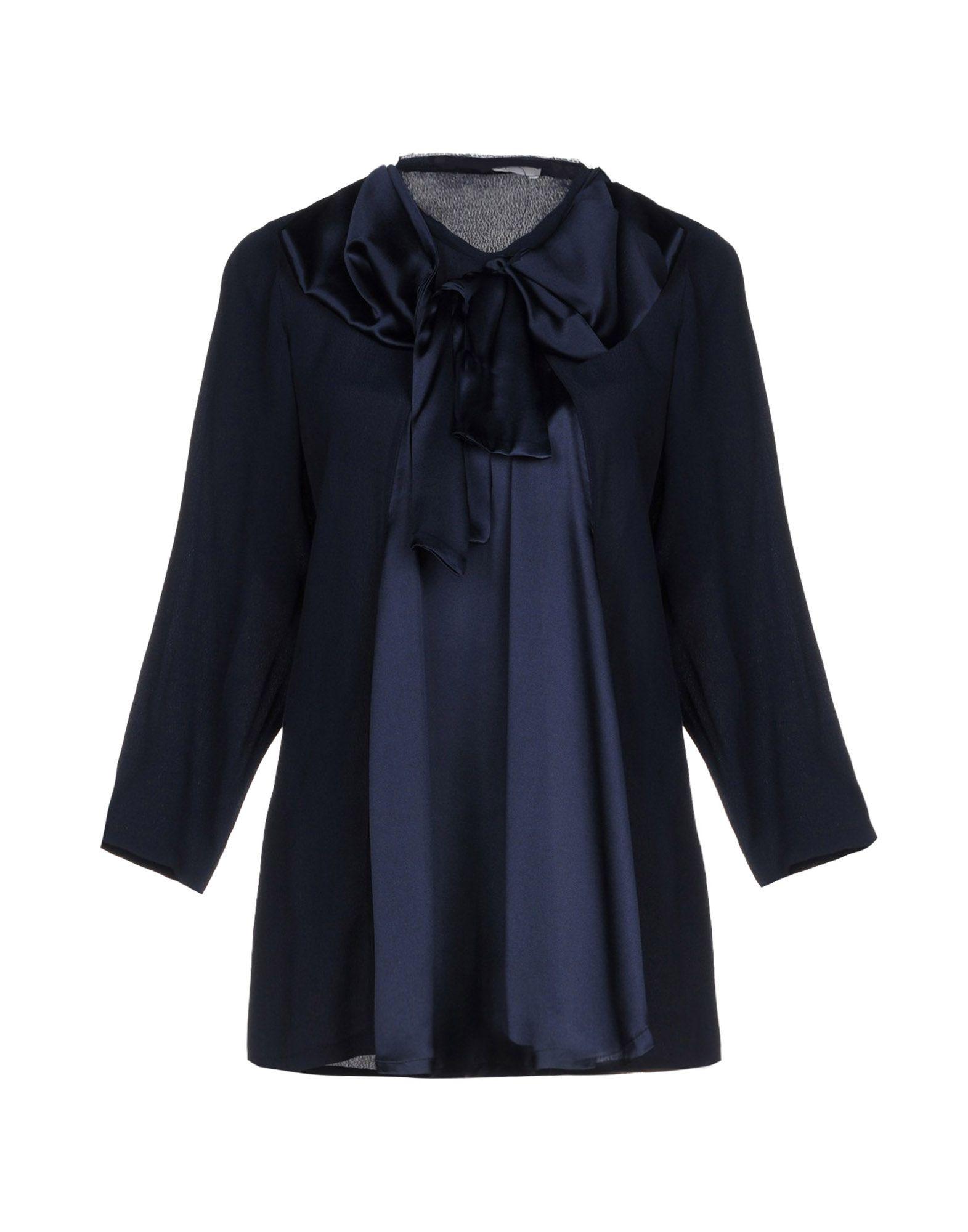 JABOT Блузка jabot chiffon long sleeve blouse