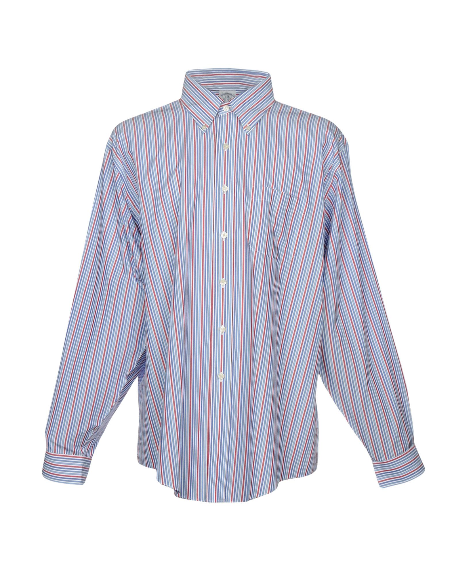BROOKS BROTHERS Pубашка lost temple brothers 2018 05 20t20 00