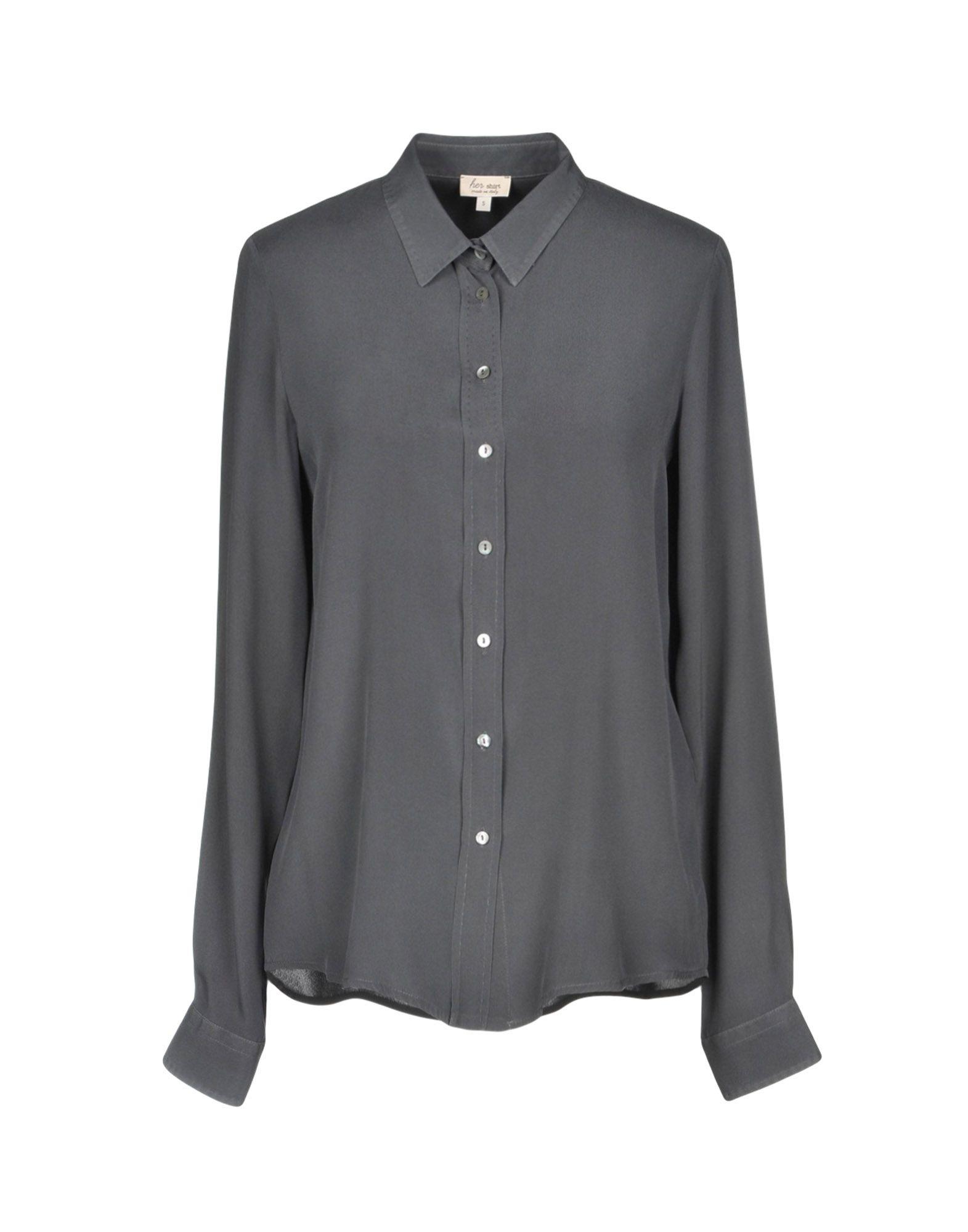 HER SHIRT Pубашка her shirt pубашка