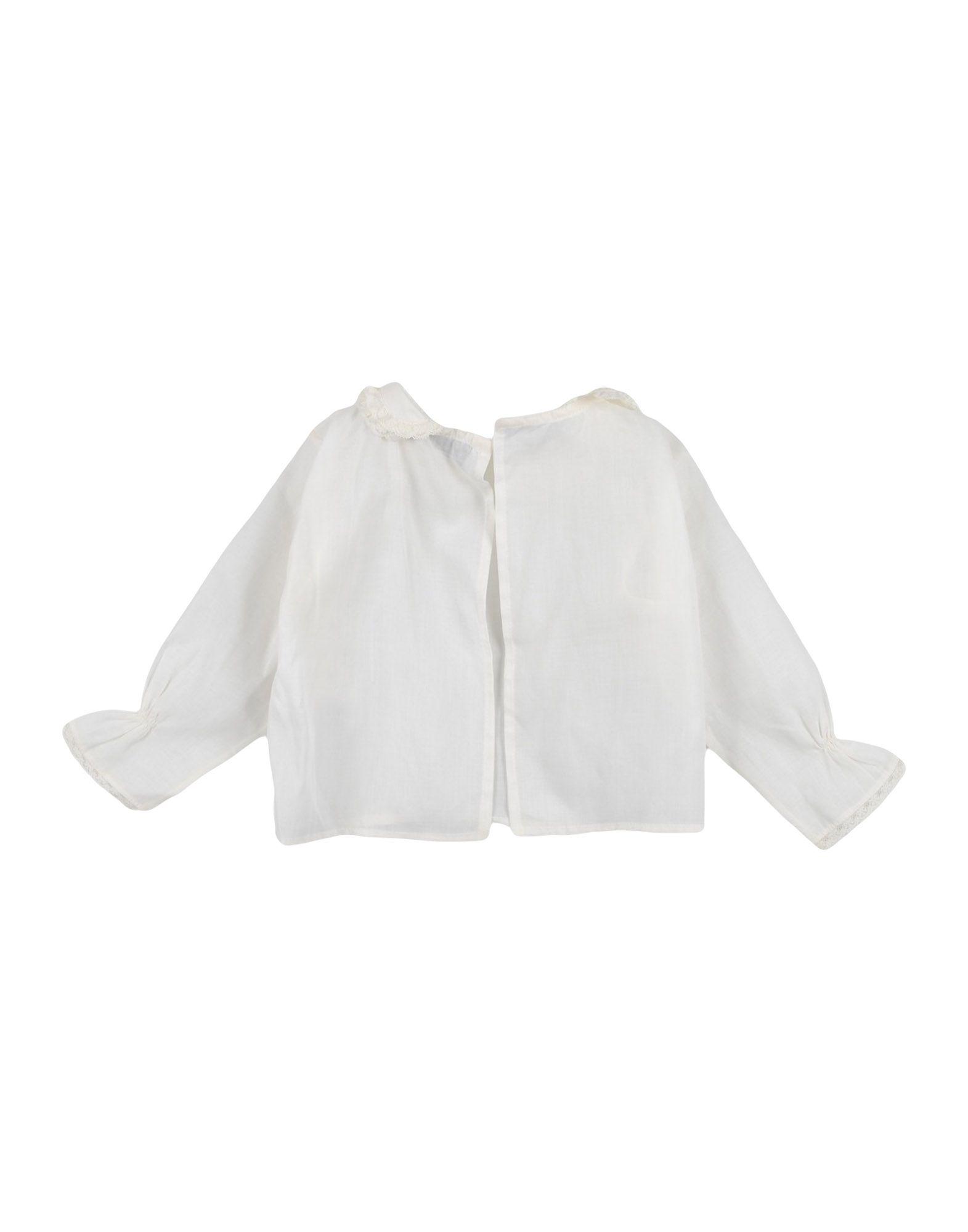 PILI CARRERA Blouse in White