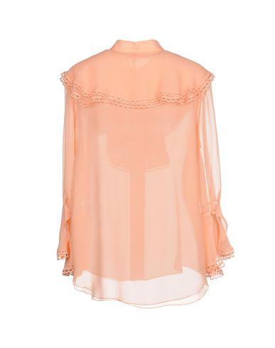 Фото 2 - Pубашка от CHLOÉ розового цвета
