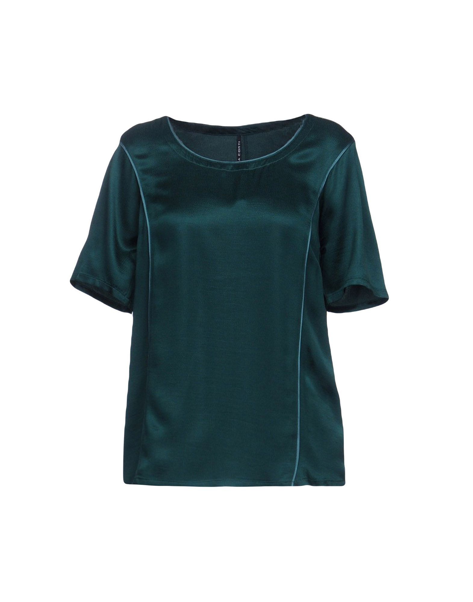 LIVIANA CONTI Blouse in Dark Green