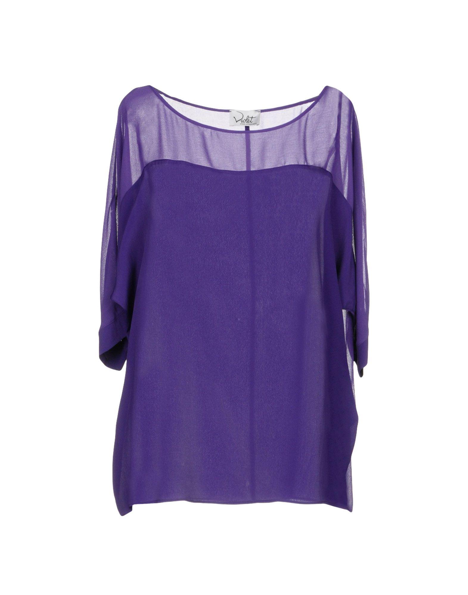 VIOLET ATOS LOMBARDINI Блузка violet atos lombardini блузка