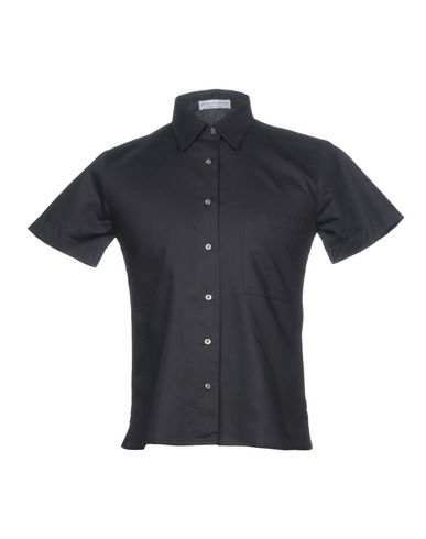 Фото - Pубашка от GIANMARCO BONAGA черного цвета