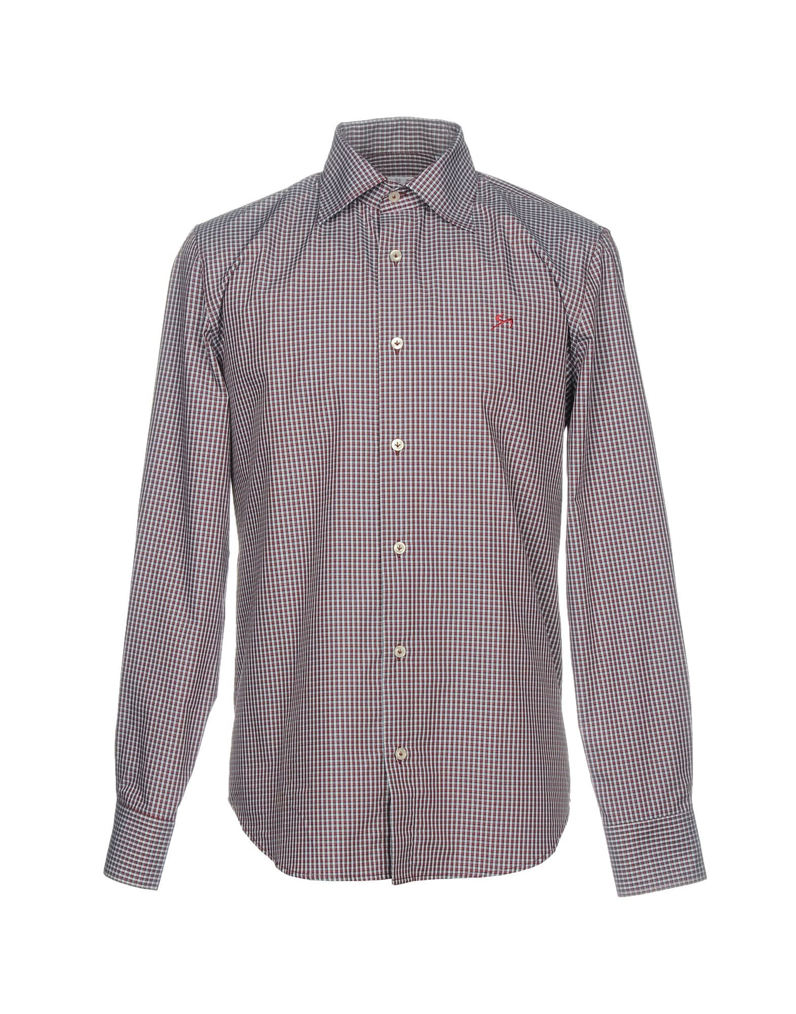 9.2 BY CARLO CHIONNA | 9.2 BY CARLO CHIONNA Shirts 38734574 | Goxip