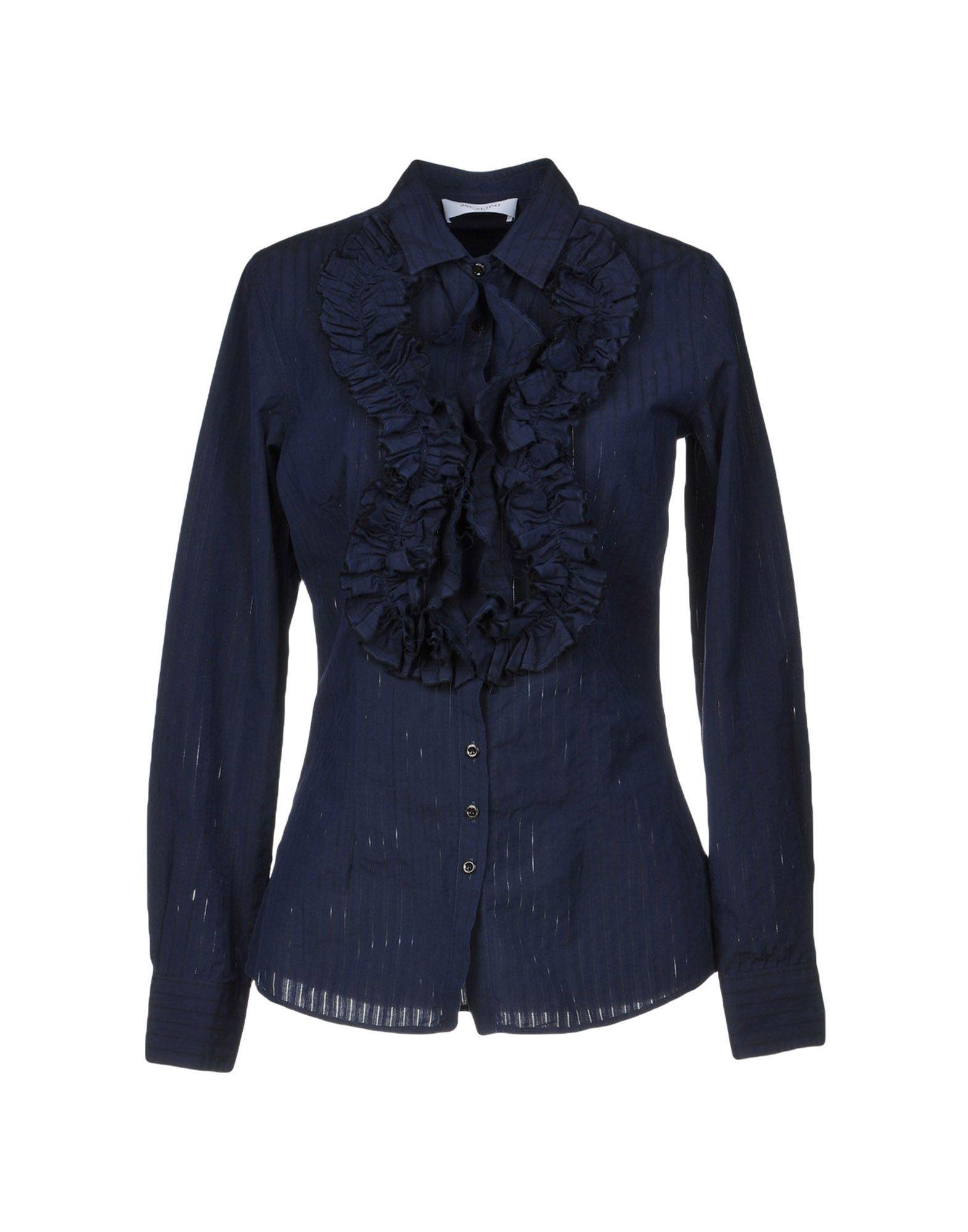 AGLINI Pубашка ткань