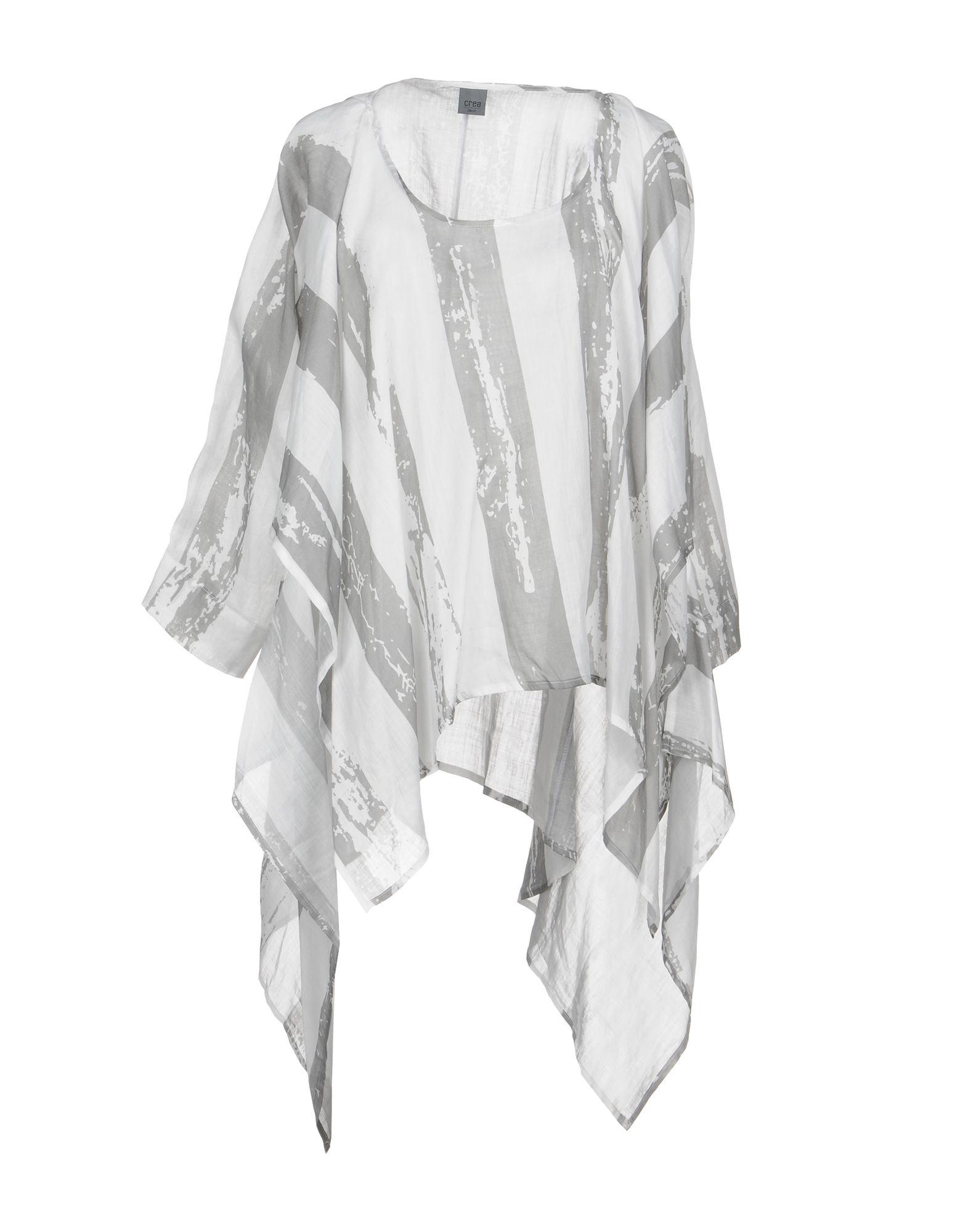 CREA CONCEPT Блузка crea concept легкое пальто