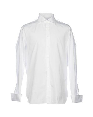 Фото - Pубашка от GIANMARCO BONAGA белого цвета