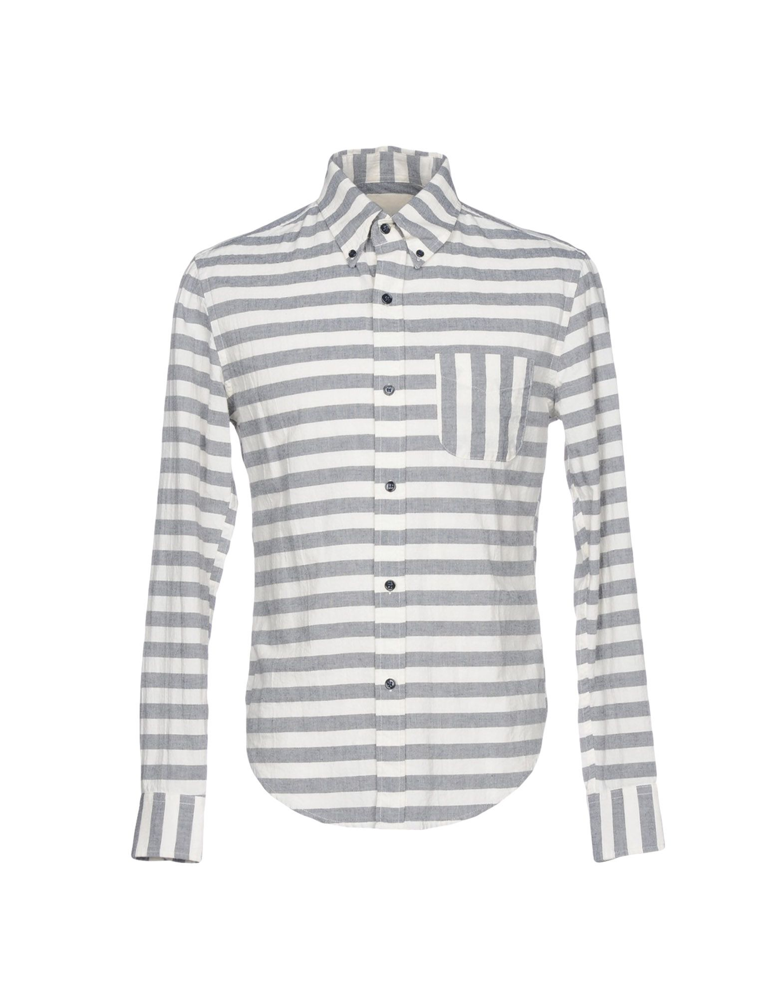 BAND OF OUTSIDERS Pубашка the outsiders