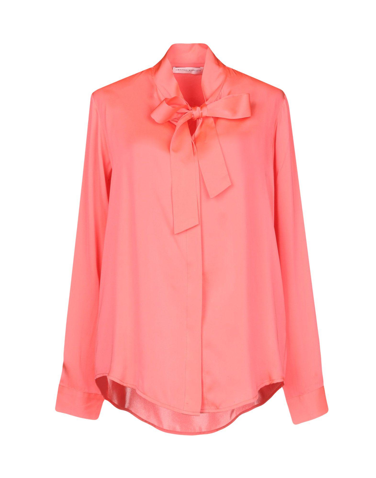 Amanda Wakeley Shirts & blouses with bow