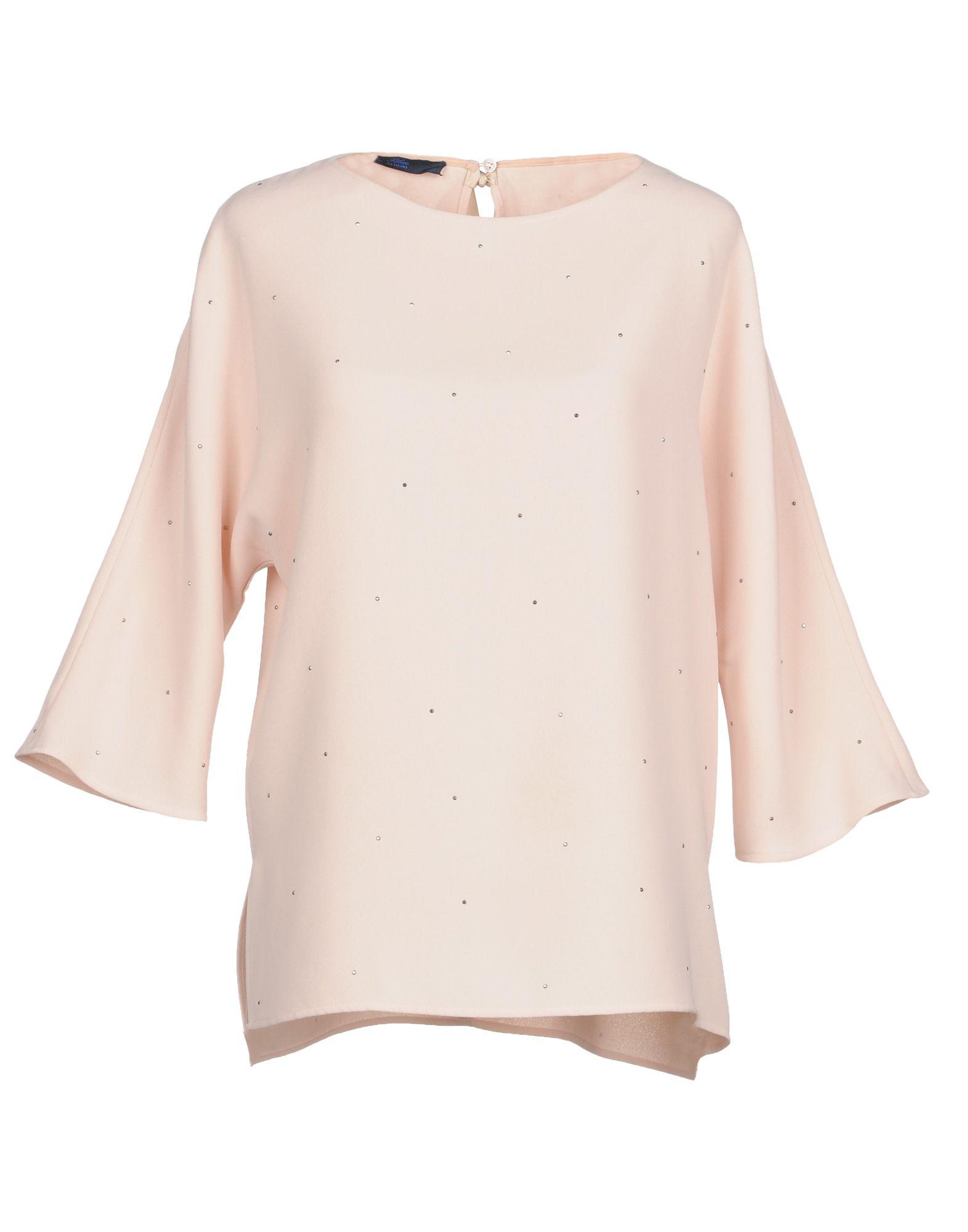 BLUE LES COPAINS Блузка цены онлайн