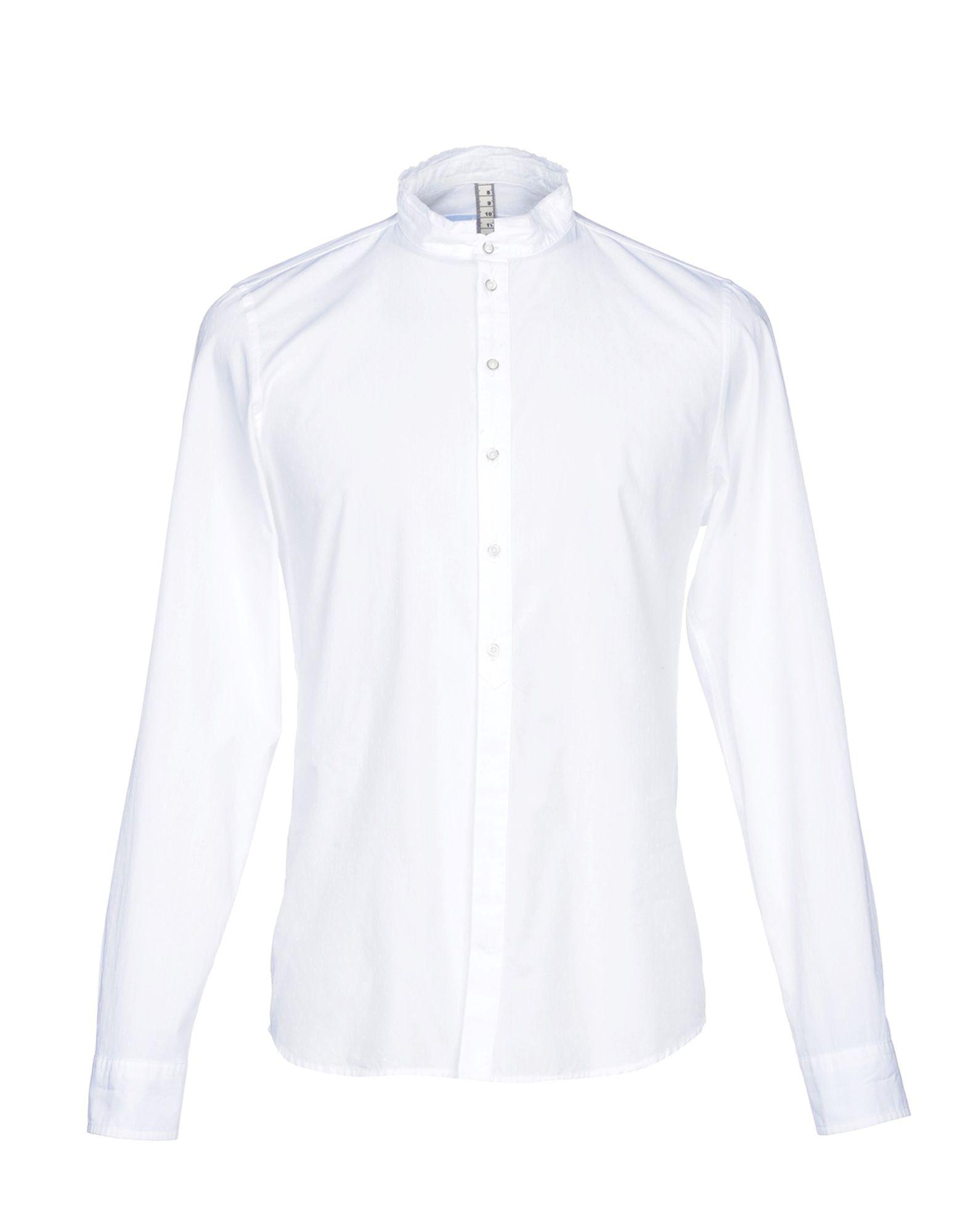 《送料無料》BERNA メンズ シャツ ベージュ XL コットン 100%