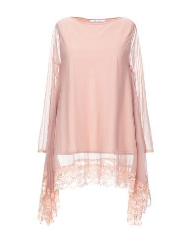 Фото - Женскую блузку  пастельно-розового цвета