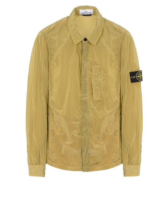 STONE ISLAND OVER SHIRT 10844 NYLON METAL
