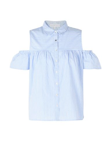 Фото - Pубашка от DESIGNERS SOCIETY небесно-голубого цвета