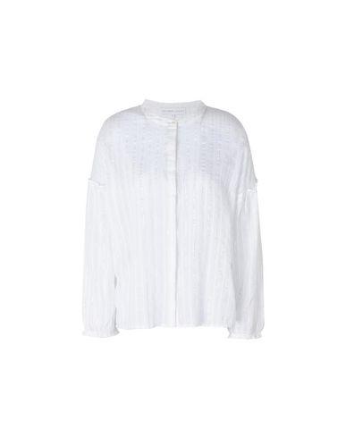 Фото - Pубашка от DESIGNERS SOCIETY белого цвета