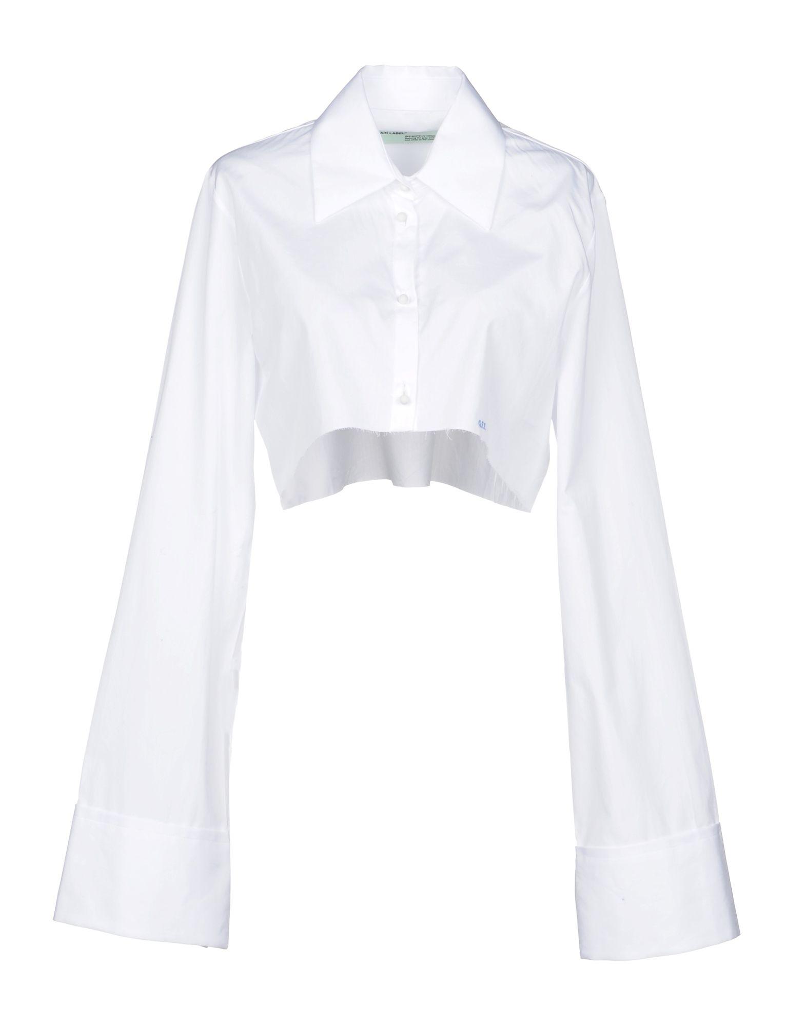 OFF-WHITE™ Pубашка off white™ pубашка