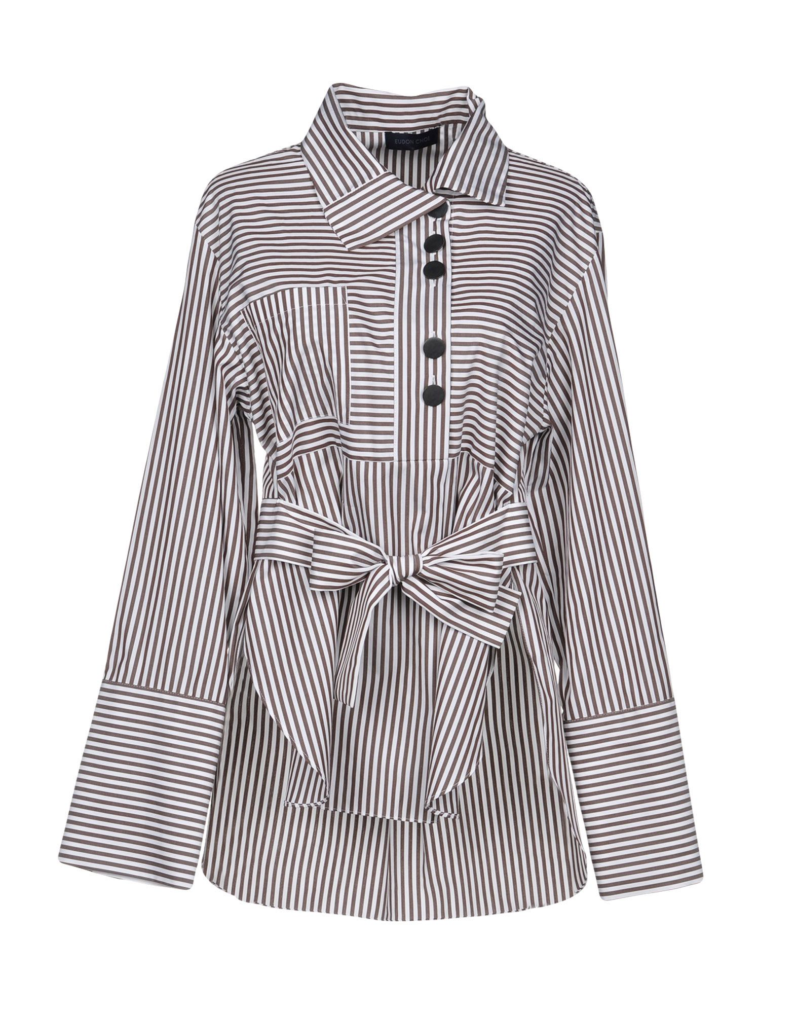EUDON CHOI Pубашка eudon choi блузка