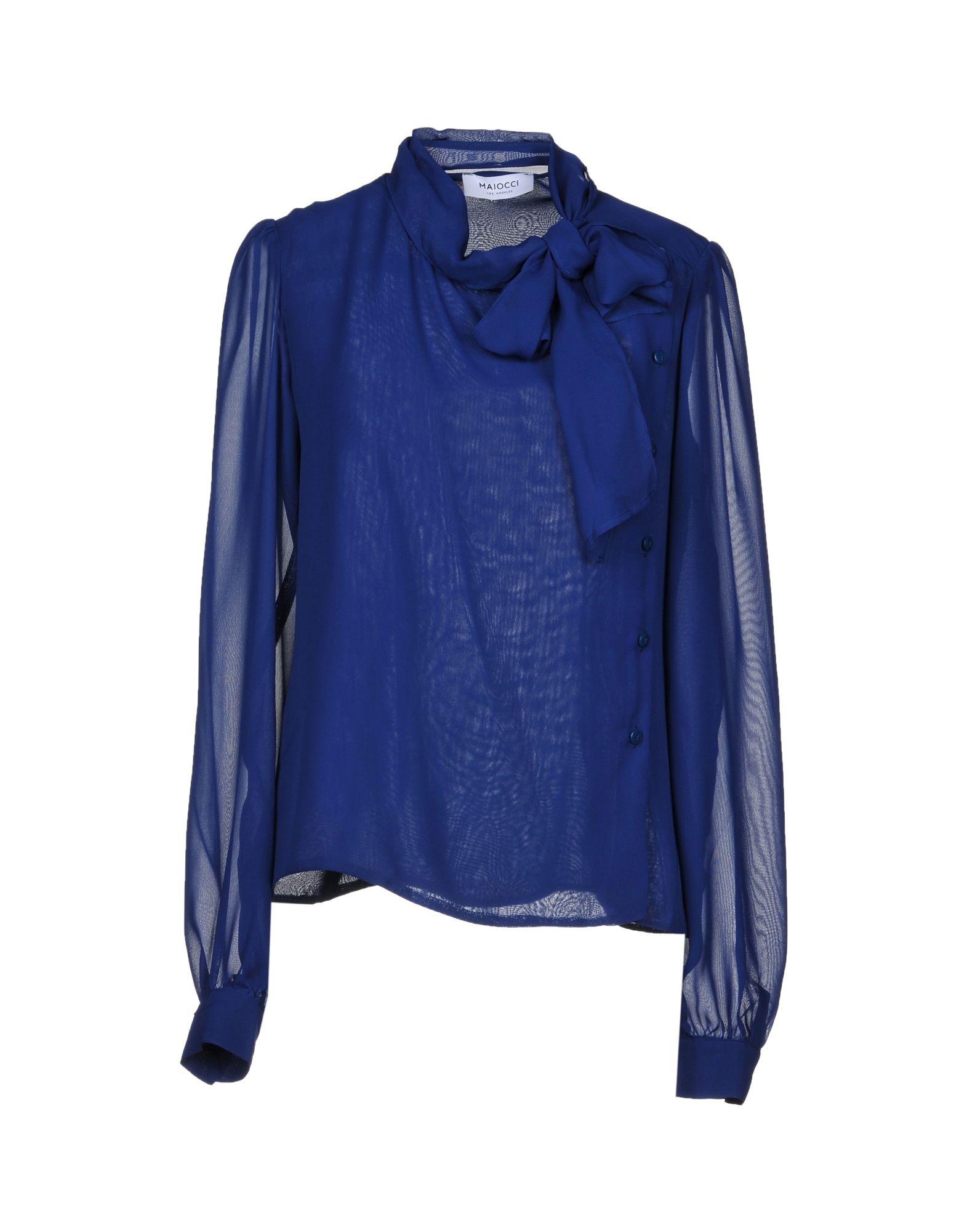 MAIOCCI Блузка maiocci pубашка