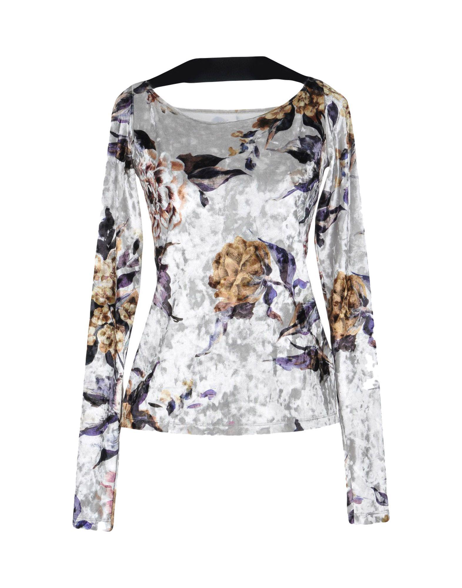 купить MM6 MAISON MARGIELA Блузка по цене 10000 рублей