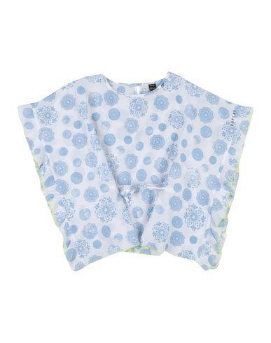 Купить Блузку пастельно-синего цвета