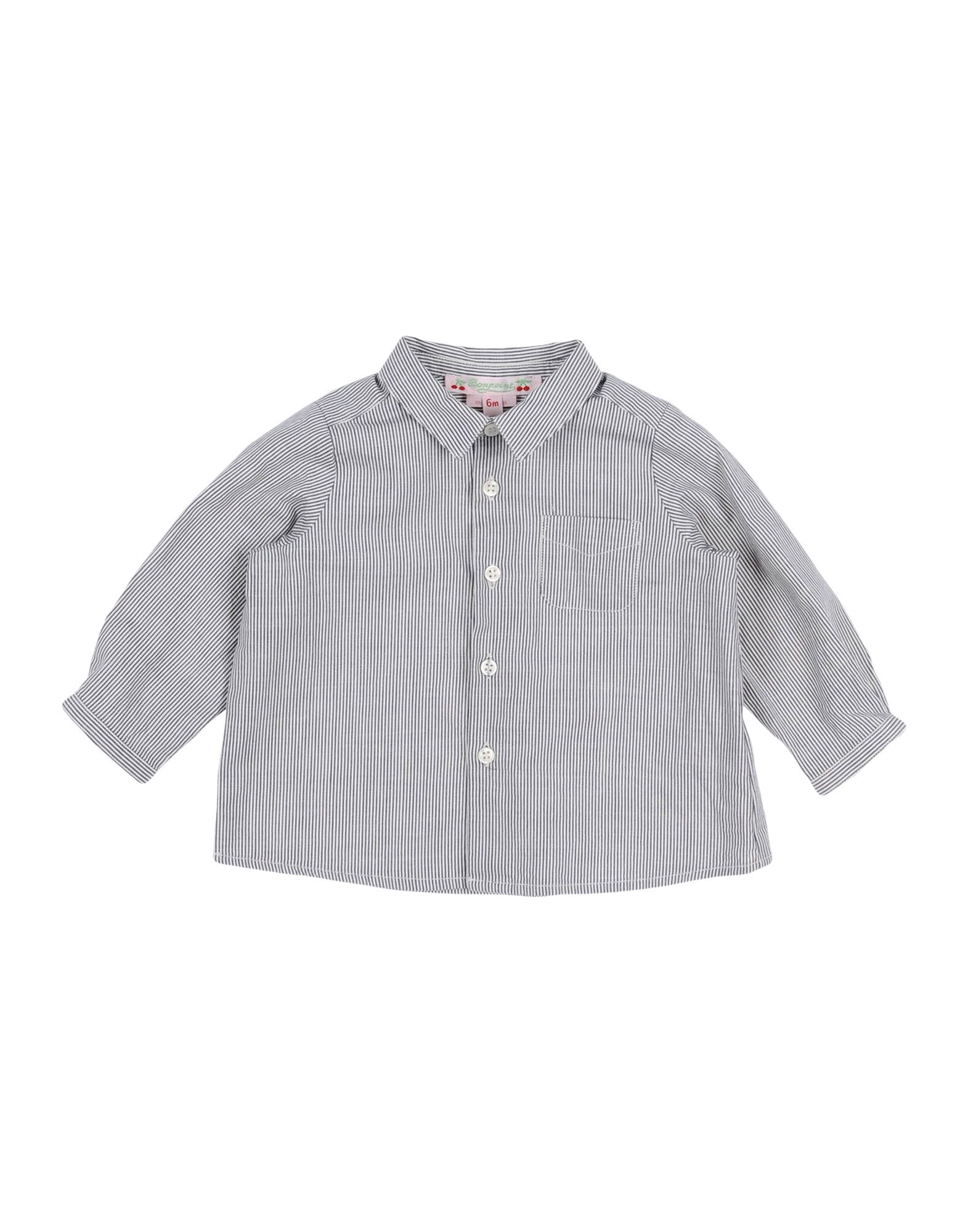 BONPOINT Pубашка bonpoint платье с принтом clothi