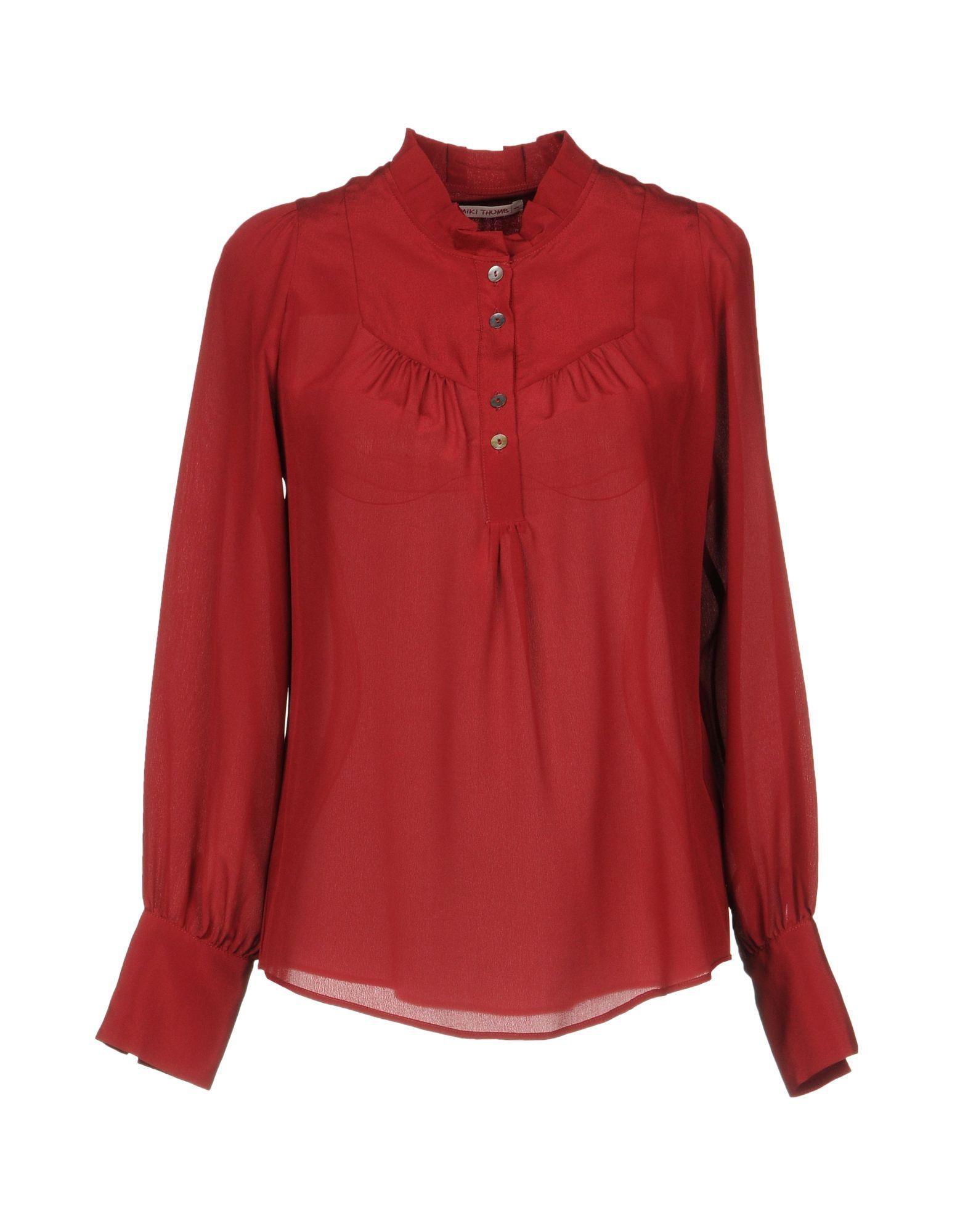 MIKI THUMB Блузка цена 2017