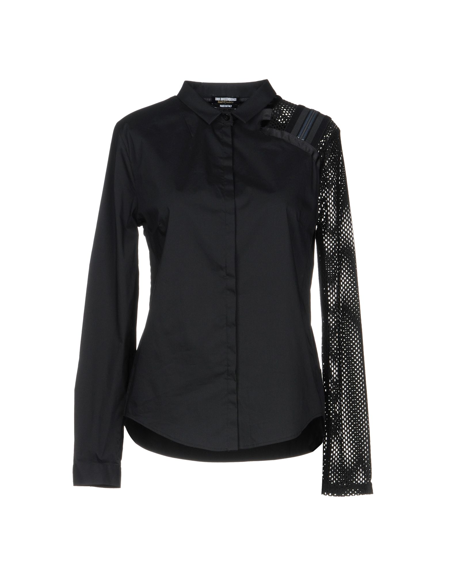 DIRK BIKKEMBERGS SPORT COUTURE Pубашка dirk bikkembergs sport couture пиджак