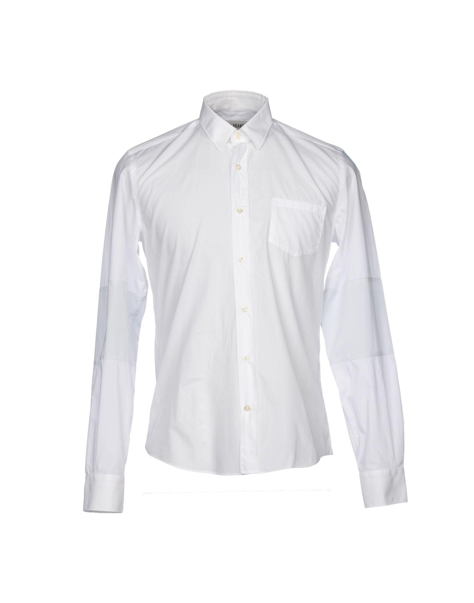 LOW BRAND Pубашка low brand пальто
