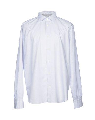 Фото - Pубашка от ELEVENTY белого цвета
