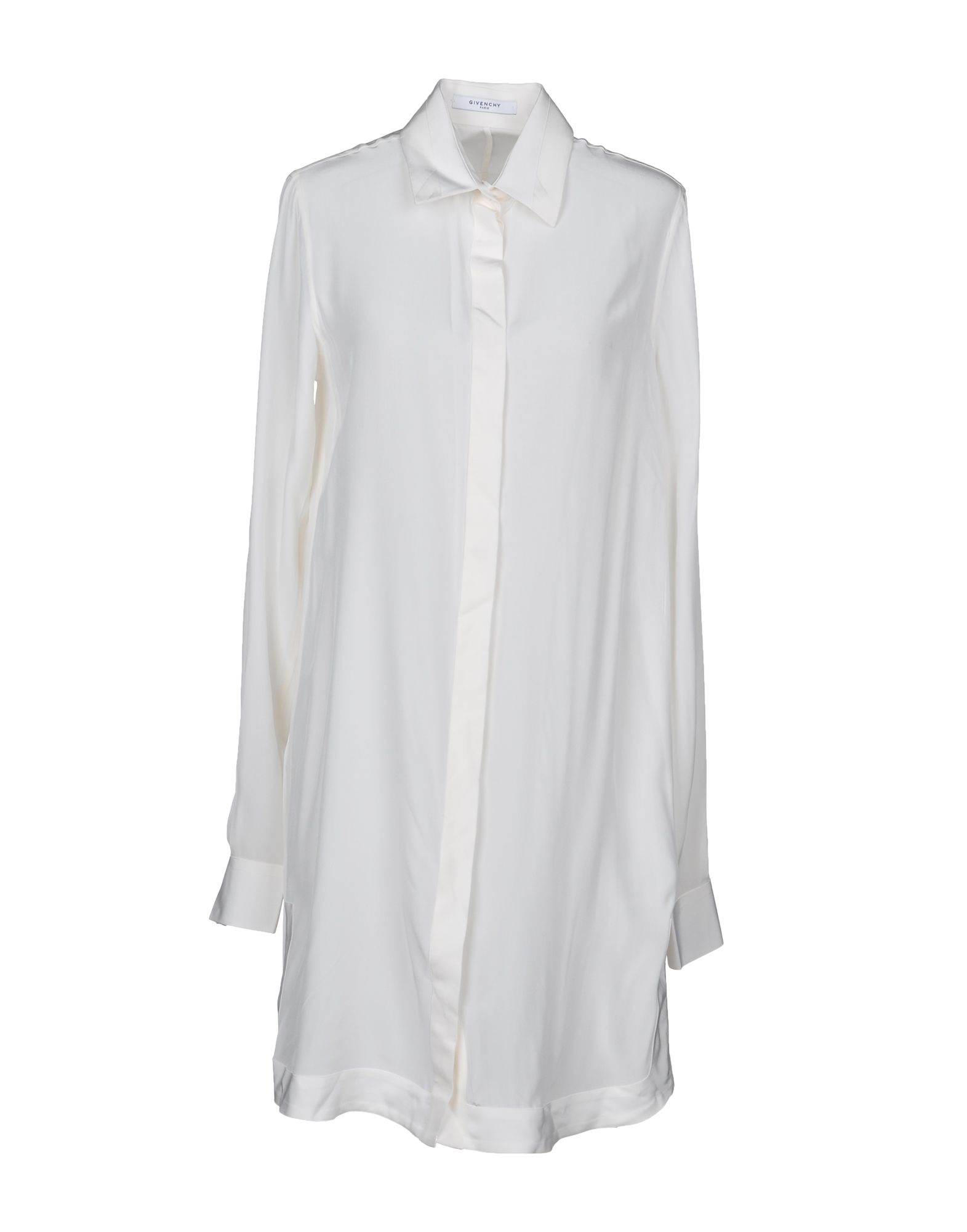 GIVENCHY Короткое платье рубашка мужская givenchy 20150212cj0092