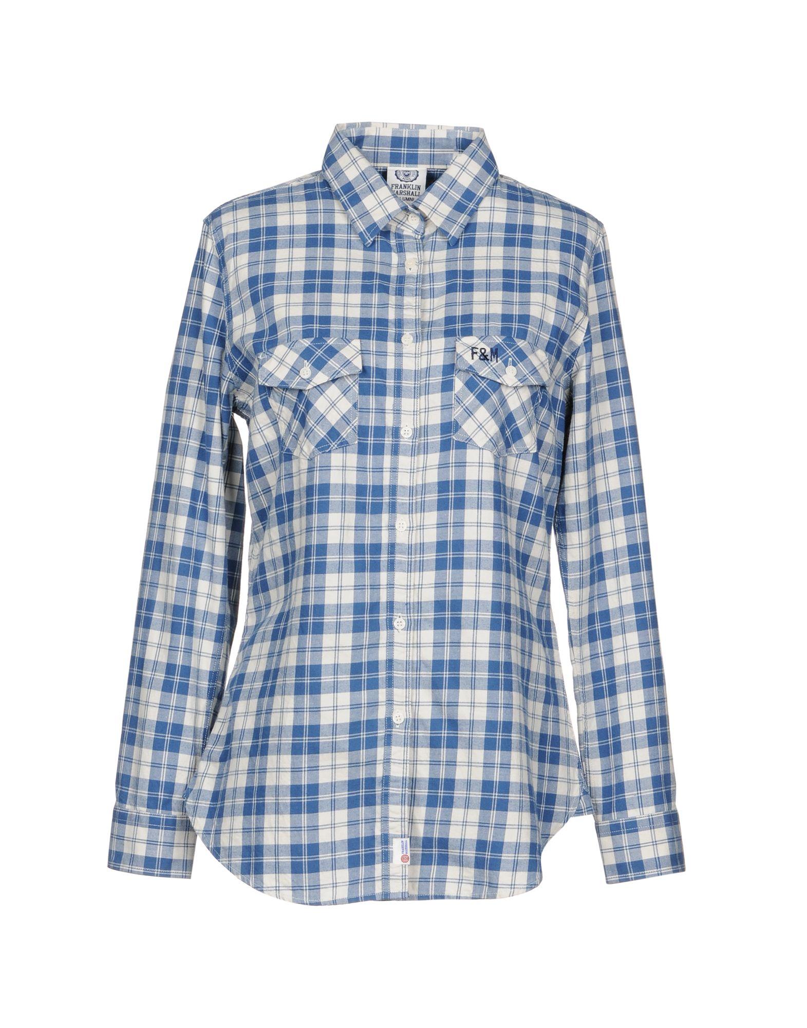 FRANKLIN & MARSHALL Pубашка недорго, оригинальная цена