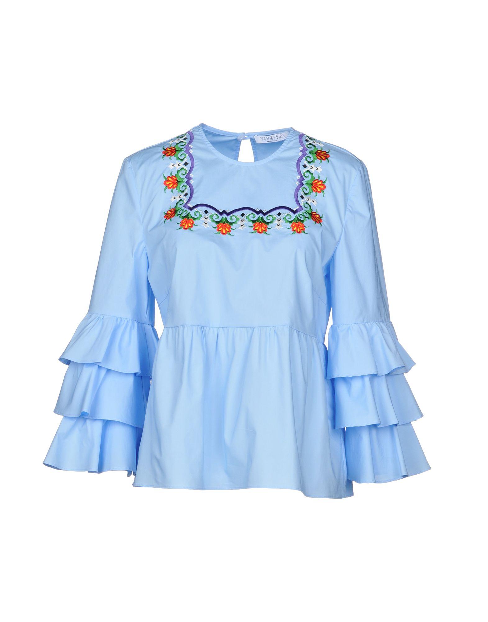 VIVETTA Блузка vivetta блузка