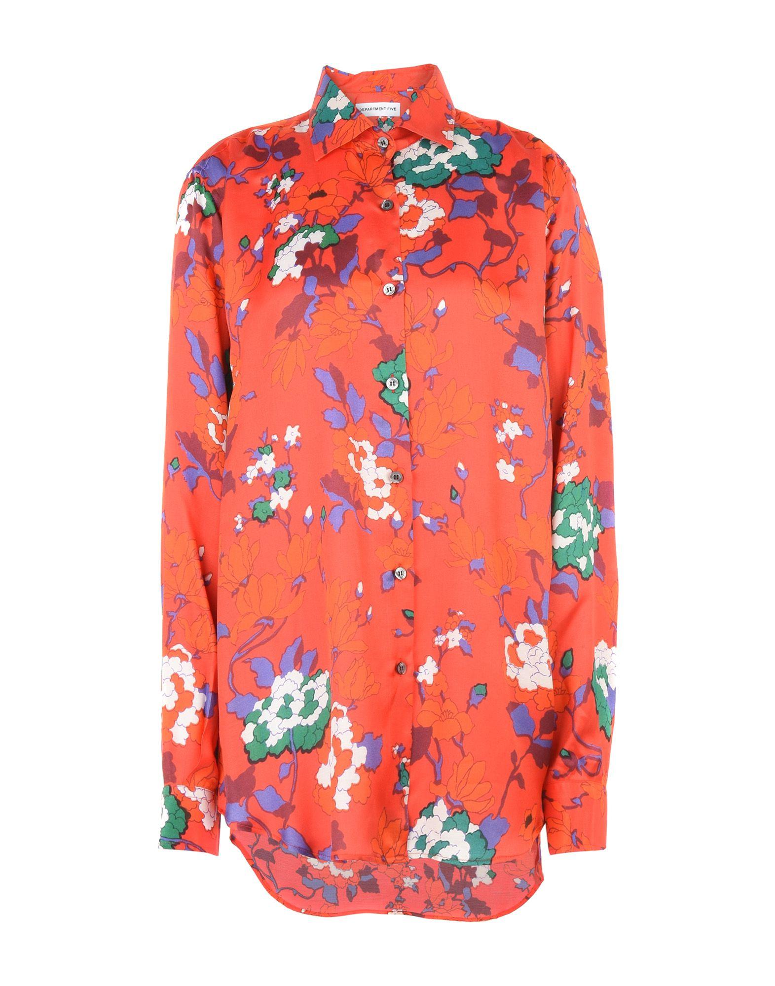 Department 5 Floral shirts & blouses