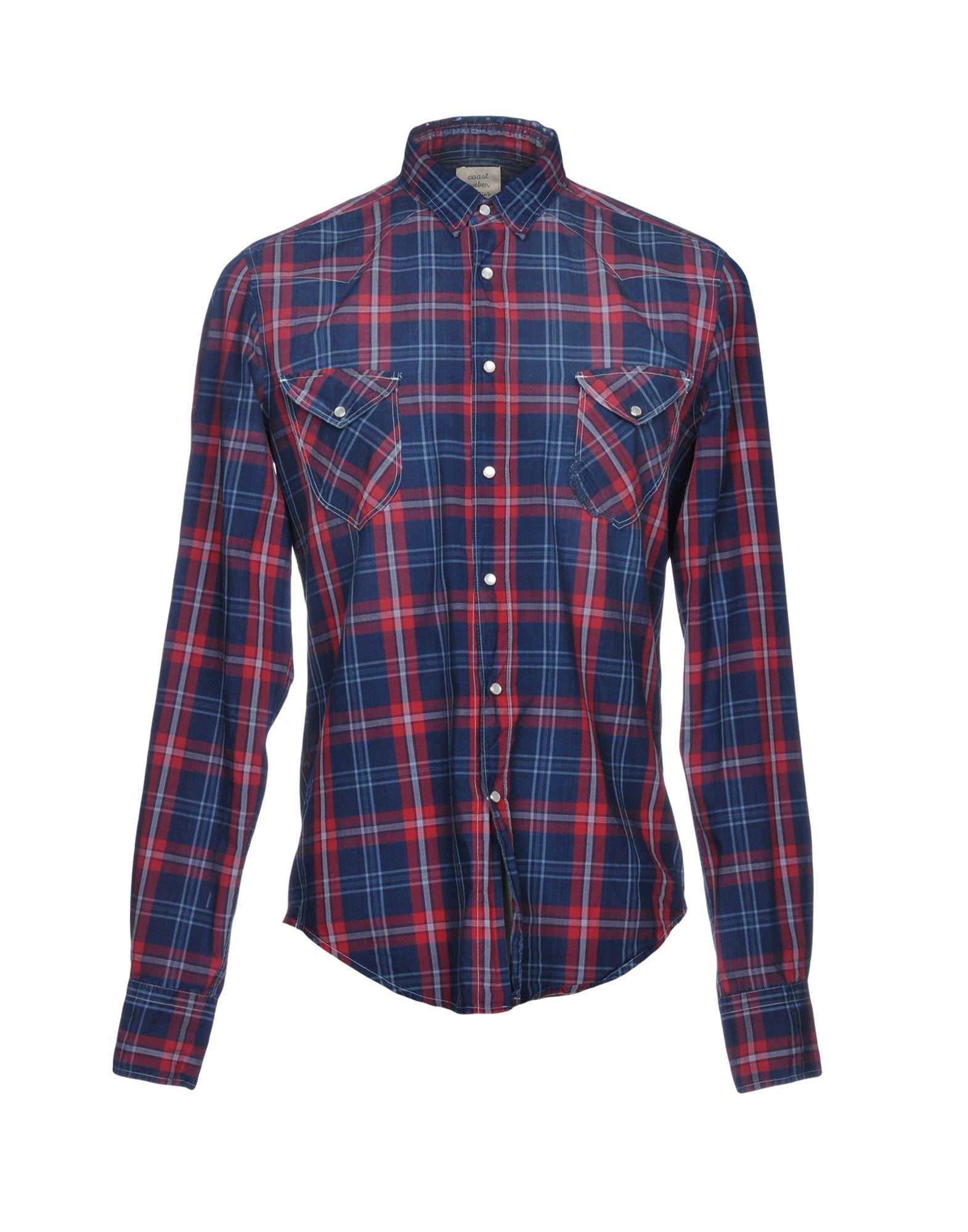 COAST WEBER & AHAUS Pубашка цена 2017