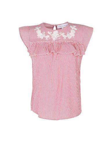 Фото - Женскую блузку DESIGNERS SOCIETY красного цвета