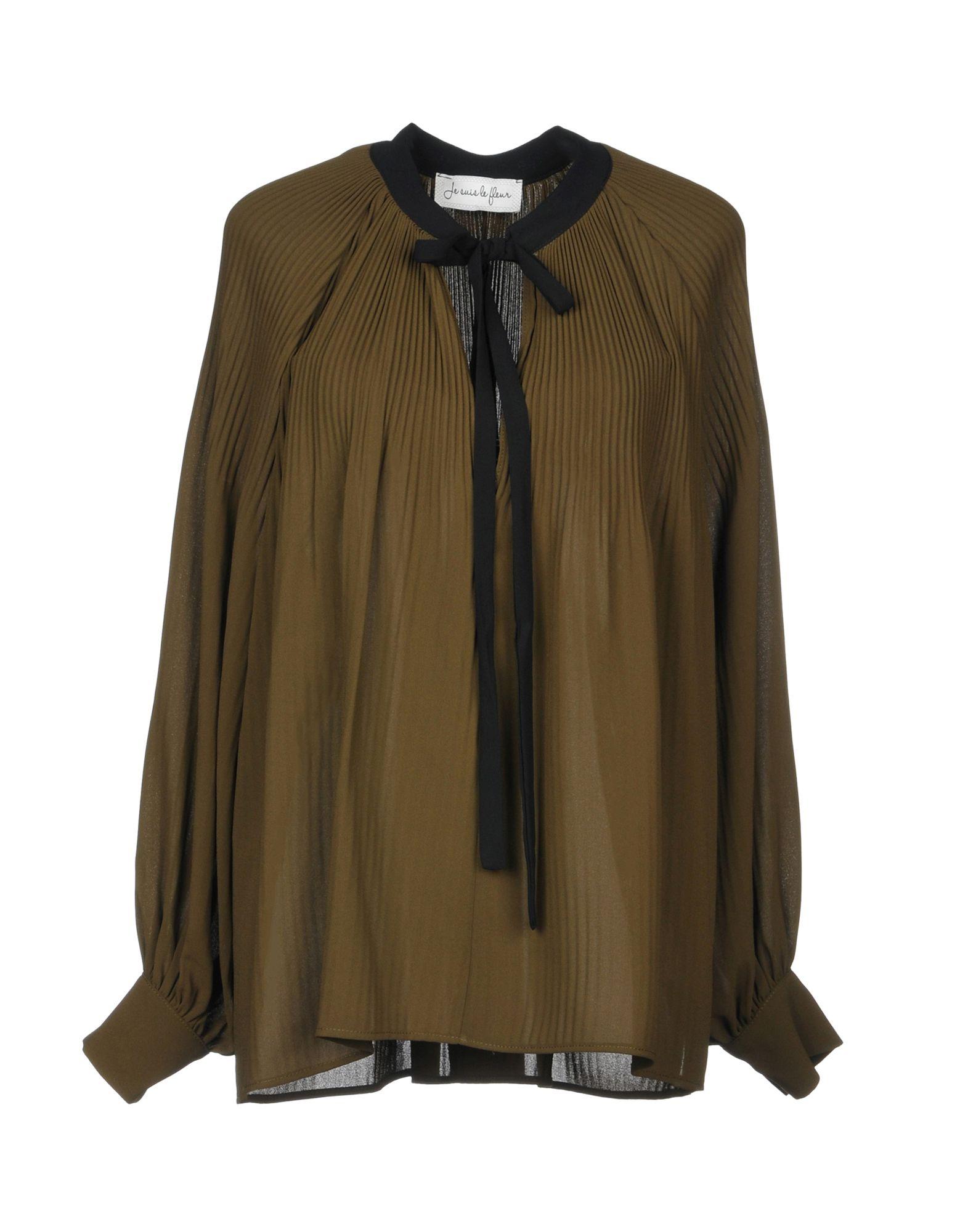 цены JE SUIS LE FLEUR Блузка
