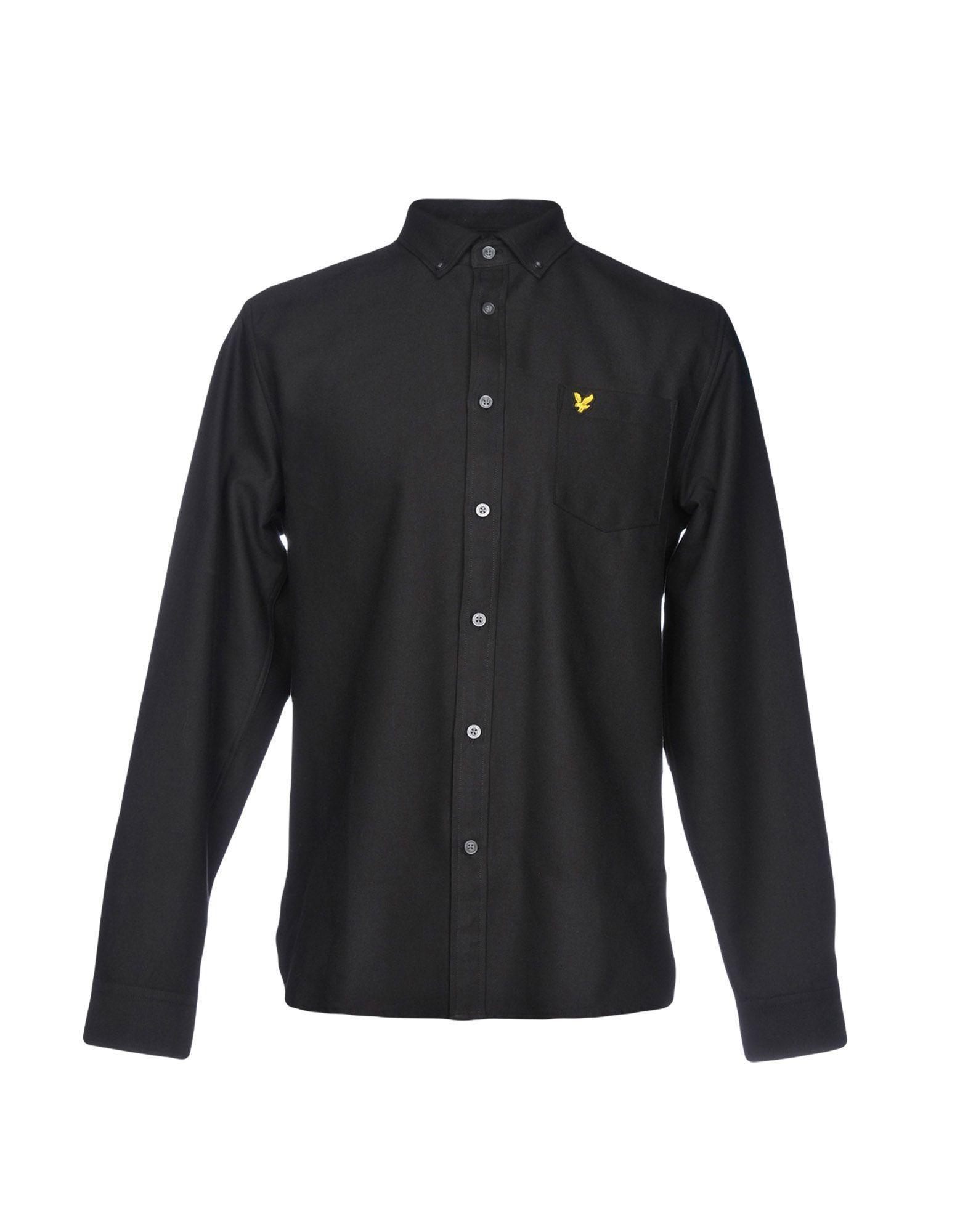 LYLE & SCOTT Pубашка футболка lyle
