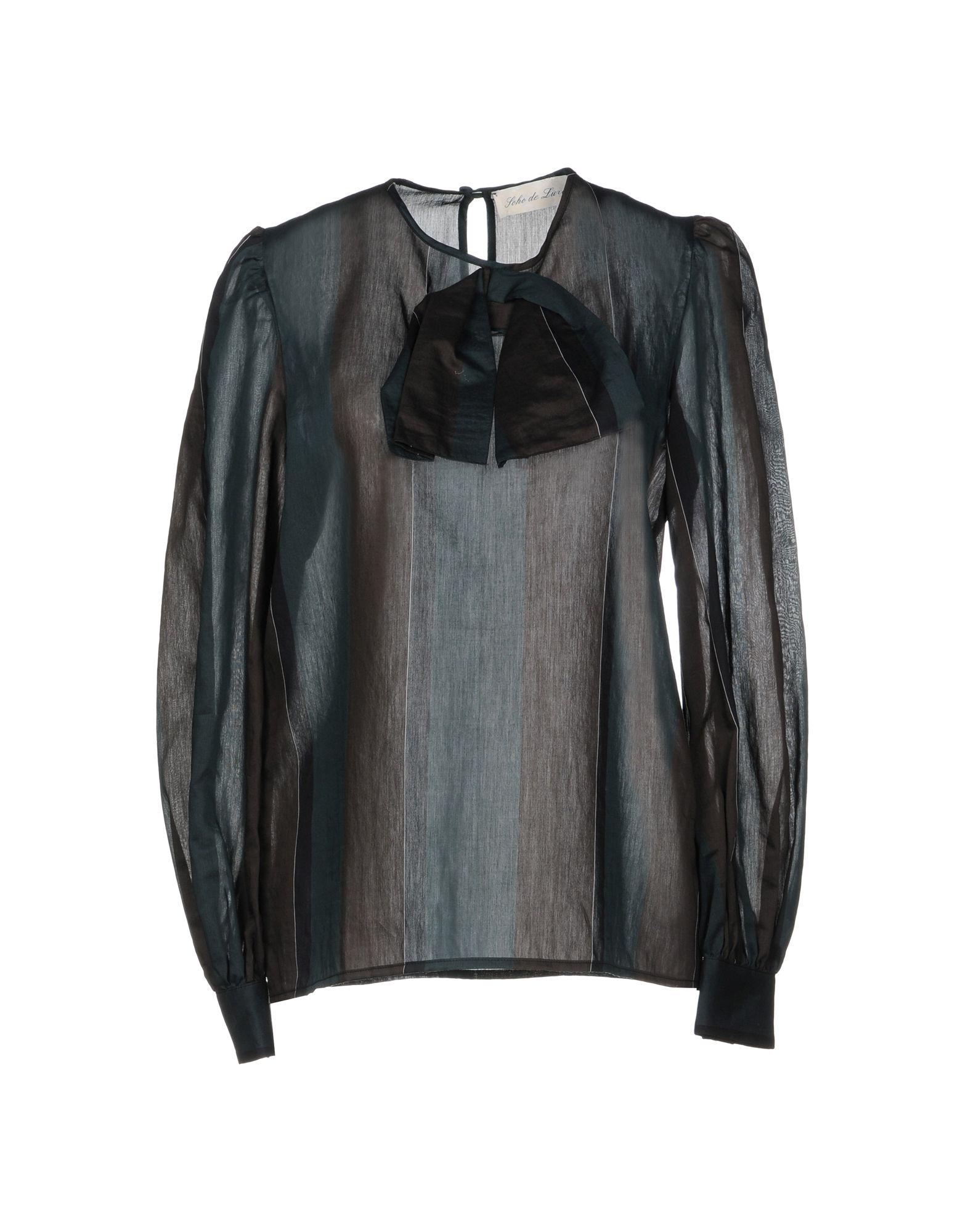 SOHO DE LUXE Блузка soho de luxe футболка с короткими рукавами