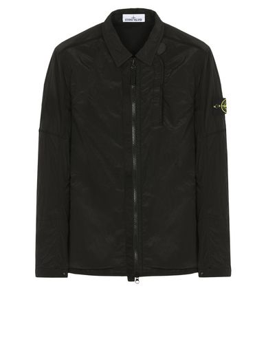 STONE ISLAND OVER SHIRT 10812 NYLON METAL