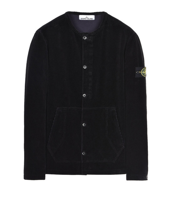 OVER SHIRT 10939 CORDUROY STONE ISLAND - 0