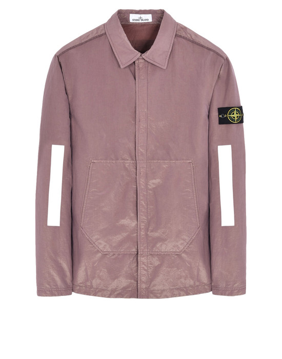 OVERSHIRT 10111 COTTON METAL STONE ISLAND - 0