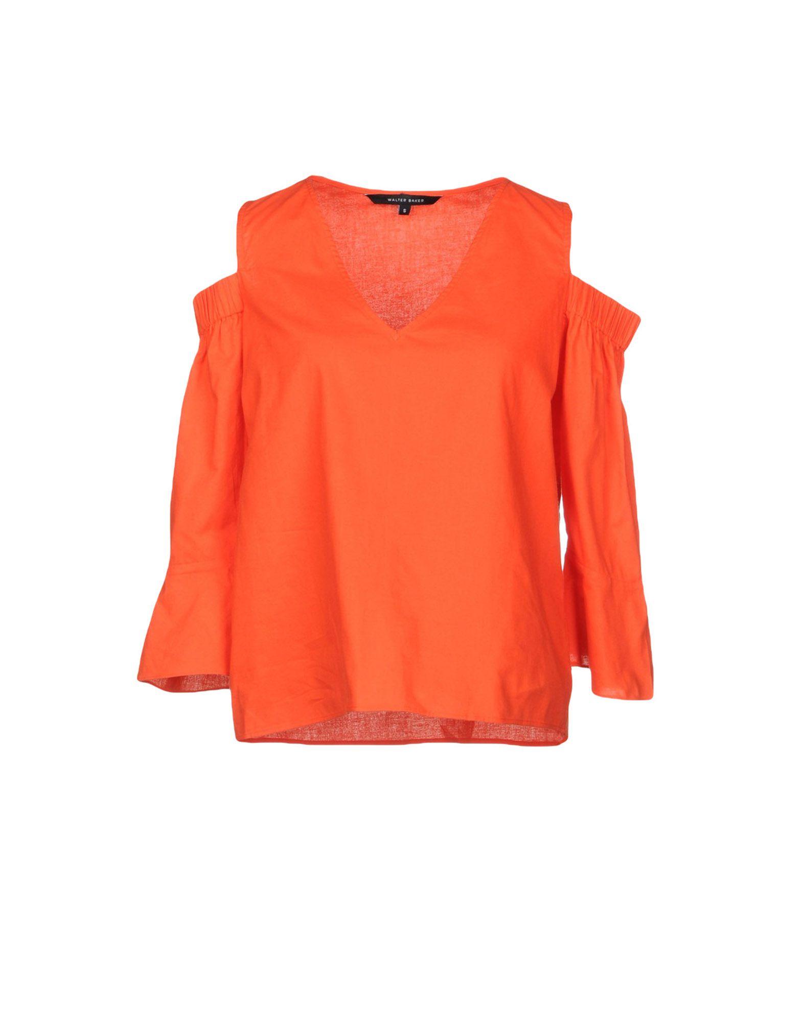WALTER BAKER Blouse in Orange