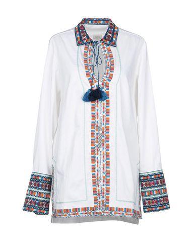 TALITHA レディース シャツ ホワイト XS コットン 100%