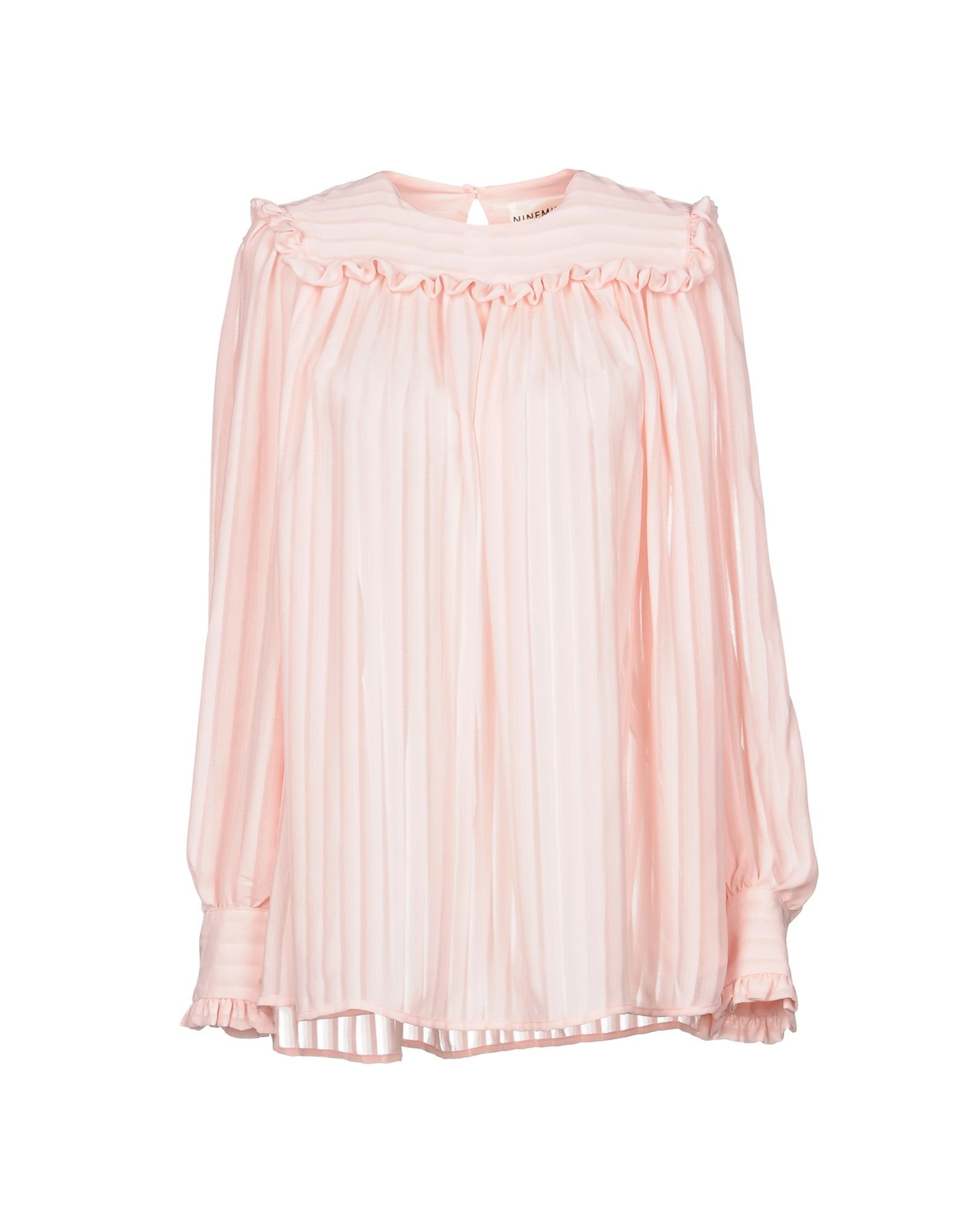 NINEMINUTES Блузка nineminutes юбка до колена